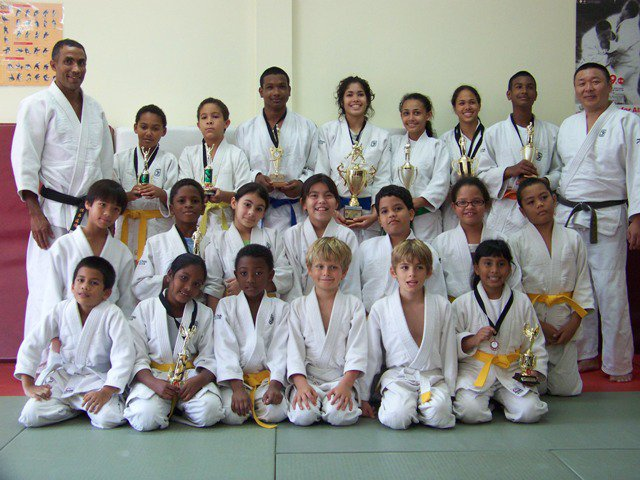 School Judo Program - Queen's Park Judo Club
