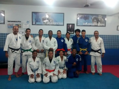 Pictures - Queen's Park Judo Club